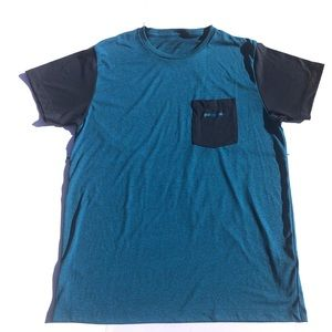 Patagonia Blue Tone 100% Recycled Athletic Tee